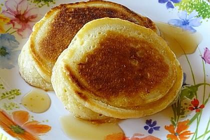 Amerikanische Buttermilch Pfannkuchen 5