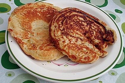 Amerikanische Buttermilch Pfannkuchen 18
