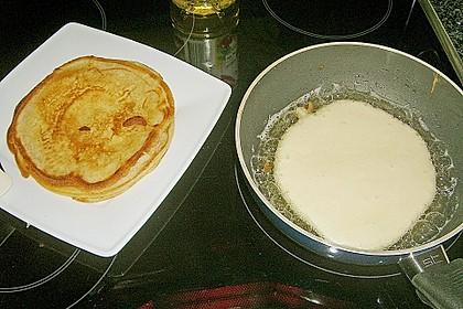 Amerikanische Buttermilch Pfannkuchen 29