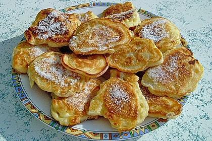 Amerikanische Buttermilch Pfannkuchen 4