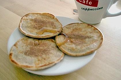 Amerikanische Buttermilch Pfannkuchen 28