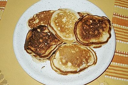 Amerikanische Buttermilch Pfannkuchen 31