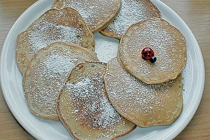 Amerikanische Buttermilch Pfannkuchen 11