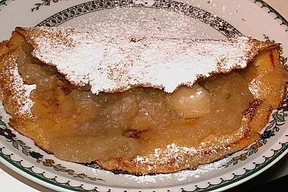 Amerikanische Buttermilch Pfannkuchen 21