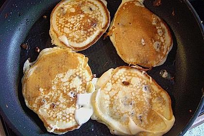 Amerikanische Buttermilch Pfannkuchen 32