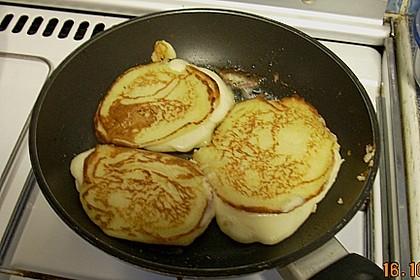 Amerikanische Buttermilch Pfannkuchen 27
