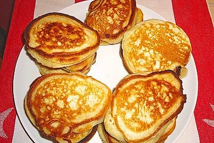 Amerikanische Buttermilch Pfannkuchen 26