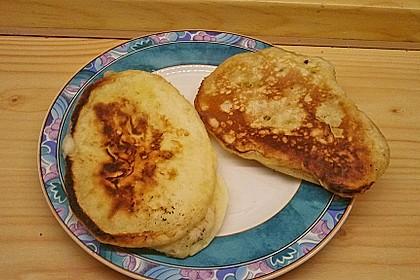 Amerikanische Buttermilch Pfannkuchen 14