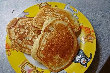 Amerikanische Buttermilch Pfannkuchen 23