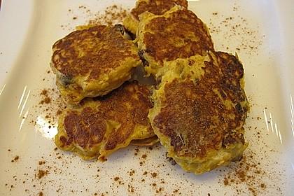Amerikanische Buttermilch Pfannkuchen 22