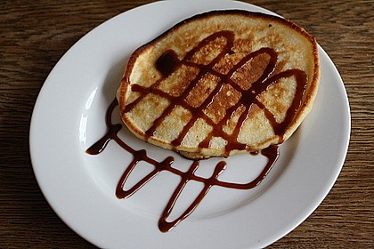 Amerikanische Buttermilch Pfannkuchen 2
