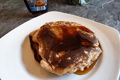 Amerikanische Buttermilch Pfannkuchen 30