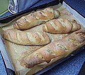Baguette á la Koelkast (Bild)