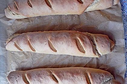 Baguette à la Koelkast 127