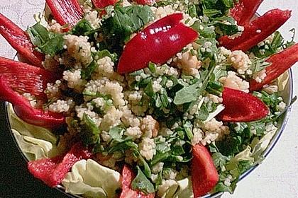 Couscous - Salat 1