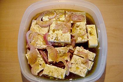 Zucchini - Käse - Spieße 41