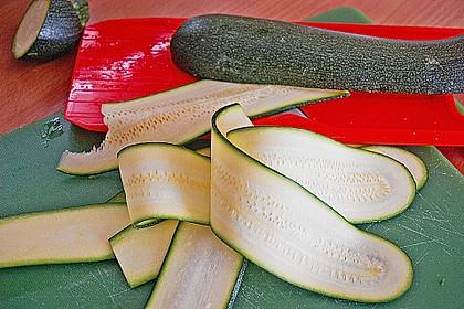 Zucchini - Käse - Spieße 38