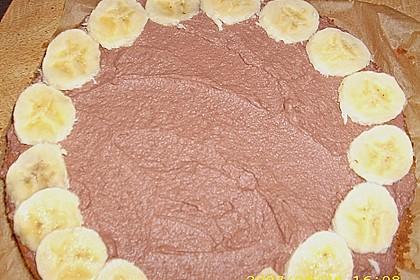 Banana - Split - Torte 3
