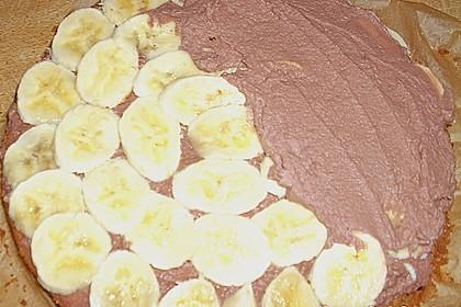 Banana - Split - Torte 7