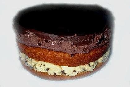 Banana - Split - Torte 5