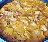 Schweinefleisch süß - sauer (Bild)
