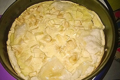 Apfel - Torte 2