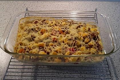 Zucchini - Auflauf 10