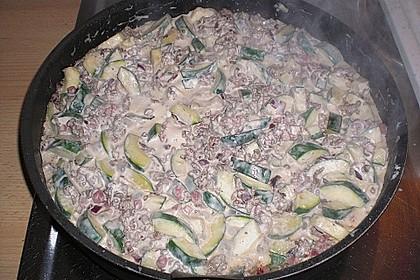 Zucchini - Auflauf 24