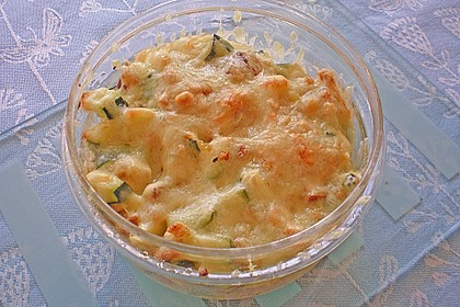 Zucchini - Auflauf 19