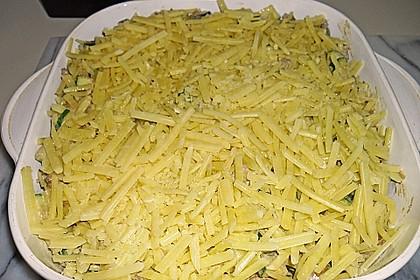 Zucchini - Auflauf 34