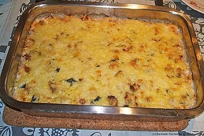 Zucchini - Auflauf 13