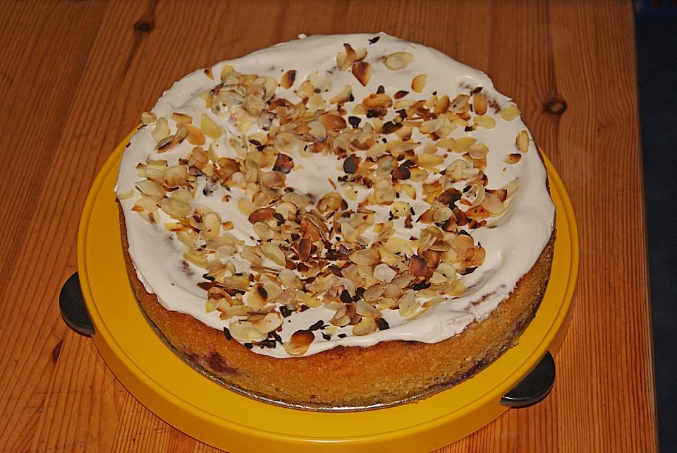 Kuchen mit 1 becher creme fraiche
