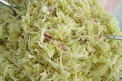 Krautsalat 4