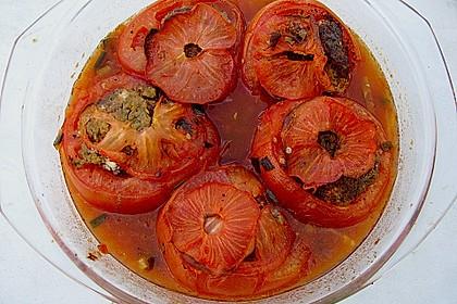 Gefüllte Tomaten mit Hackfleisch 17