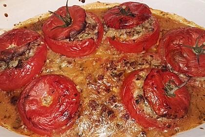 Gefüllte Tomaten mit Hackfleisch 14