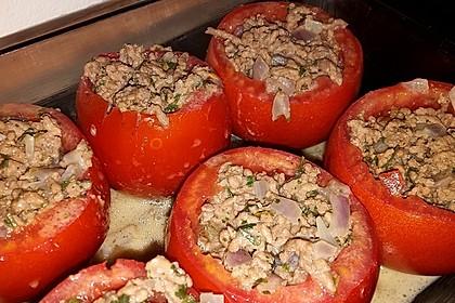 Gefüllte Tomaten mit Hackfleisch 10
