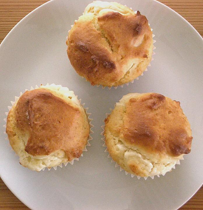 Käsekuchen - Muffins (Rezept mit Bild) von floh | Chefkoch.de