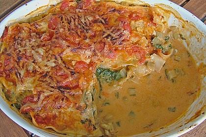 Mangold - Lasagne 3