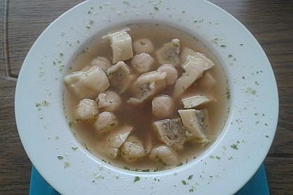 Maultaschensuppe 7