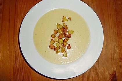 Kartoffelcremesuppe 7
