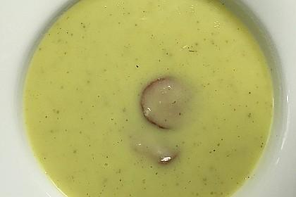 Kartoffelcremesuppe 6