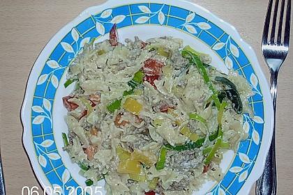 Curryrahm - Nudeln mit Hackfleisch 36
