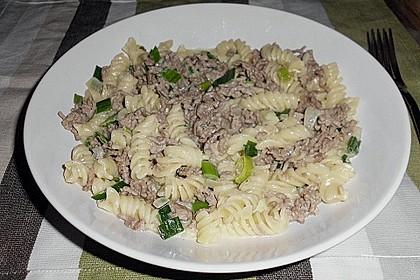 Curryrahm - Nudeln mit Hackfleisch 27