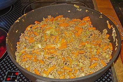 Curryrahm - Nudeln mit Hackfleisch 37
