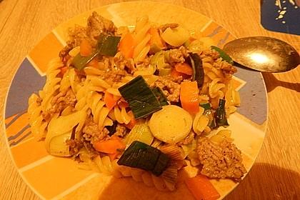 Curryrahm - Nudeln mit Hackfleisch 44