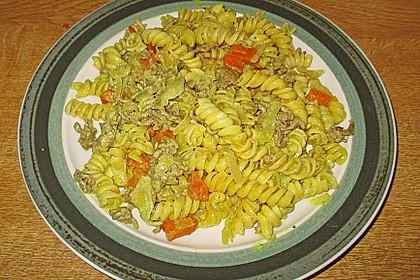 Curryrahm - Nudeln mit Hackfleisch 23