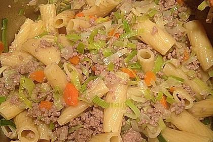 Curryrahm - Nudeln mit Hackfleisch 29