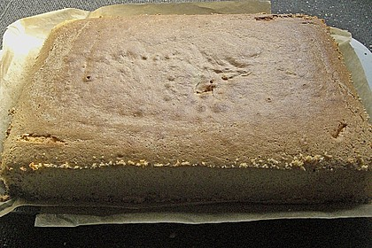 Biskuitboden für Torten und Kuchen 24