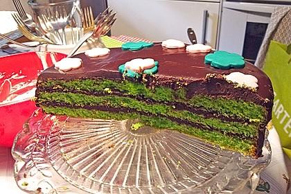 Biskuitboden für Torten und Kuchen 9