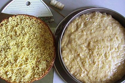 Biskuitboden für Torten und Kuchen 30